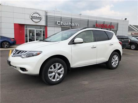 2014 Nissan Murano  (Stk: T9323A) in Chatham - Image 1 of 17