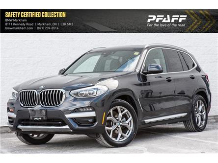 2020 BMW X3 xDrive30i (Stk: U12865) in Markham - Image 1 of 20