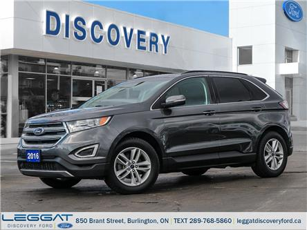 2016 Ford Edge SEL (Stk: 16-19702-I) in Burlington - Image 1 of 24