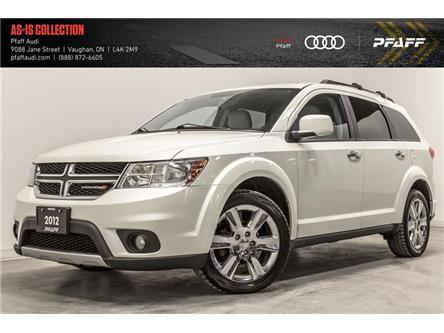 2012 Dodge Journey  (Stk: T17712A) in Woodbridge - Image 1 of 22