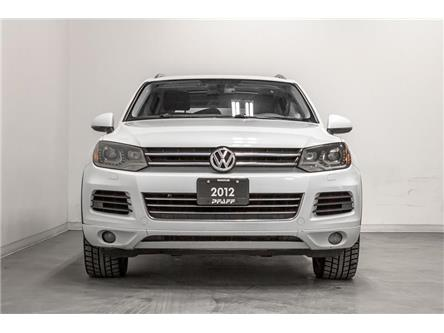 2012 Volkswagen Touareg 3.6L Highline (Stk: T17887A) in Woodbridge - Image 2 of 22