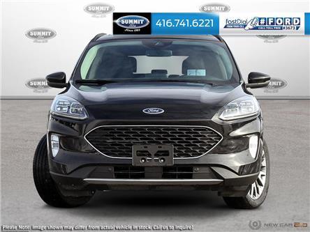 2020 Ford Escape Titanium Hybrid (Stk: 20J7530) in Toronto - Image 2 of 23