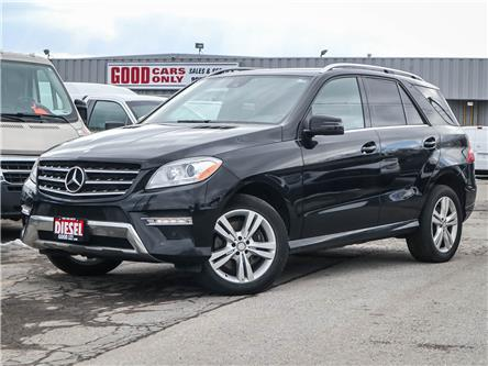2015 Mercedes-Benz M-Class Base (Stk: 309904A) in Burlington - Image 1 of 2