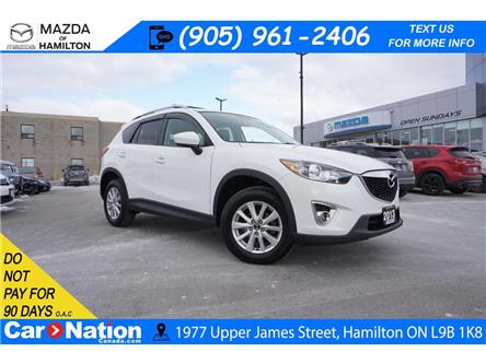 2013 Mazda CX-5 GS (Stk: HU1045) in Hamilton - Image 1 of 34