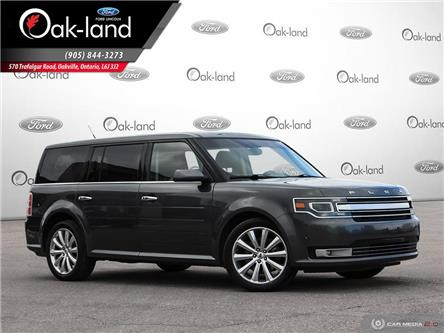 2015 Ford Flex Limited (Stk: A3156A) in Oakville - Image 1 of 27