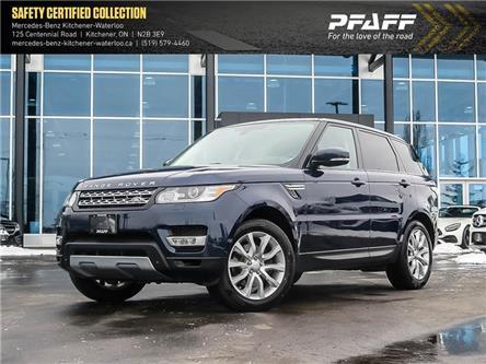 2015 Land Rover Range Rover Sport V6 SE (Stk: 39650A) in Kitchener - Image 1 of 22
