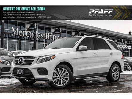 2018 Mercedes-Benz GLE 400 Base (Stk: K3974) in Kitchener - Image 1 of 22