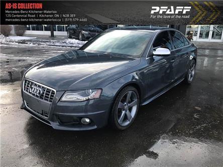 2011 Audi S4 3.0 (Stk: 38861C) in Kitchener - Image 1 of 8