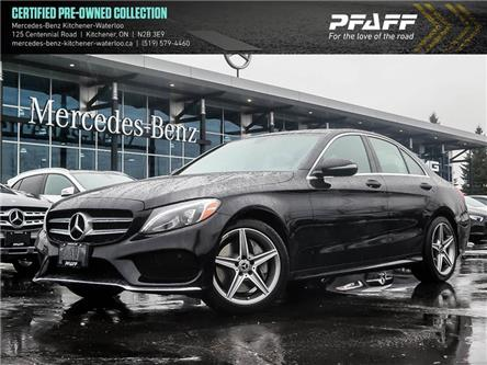 2017 Mercedes-Benz C-Class Base (Stk: 39080A) in Kitchener - Image 1 of 21