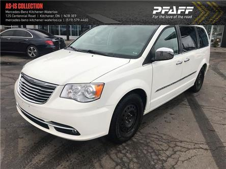 2013 Chrysler Town & Country Limited (Stk: 39567A) in Kitchener - Image 1 of 9