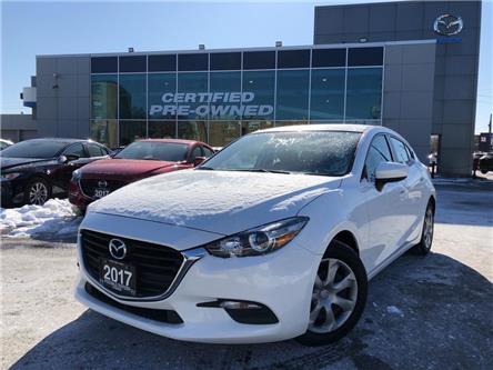 2017 Mazda Mazda3 Sport GX (Stk: P2066) in Toronto - Image 1 of 23