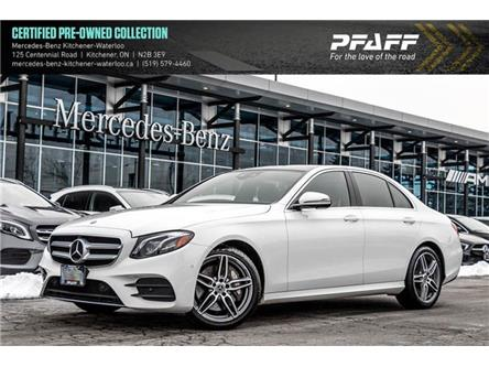 2018 Mercedes-Benz E-Class Base (Stk: 39571A) in Kitchener - Image 1 of 22