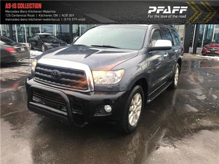 2010 Toyota Sequoia Platinum 5.7L V8 (Stk: K3959A) in Kitchener - Image 1 of 10