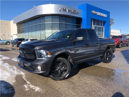 2019 RAM 1500 Classic 4X4 5.7L REAR CAMERA 20 WHEELS ONE OWNER LOW KM (Stk: 202025C) in Orillia - Image 1 of 21