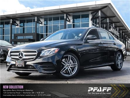 2020 Mercedes-Benz E-Class Base (Stk: 39296) in Kitchener - Image 1 of 18