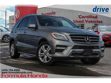 2014 Mercedes-Benz M-Class Base (Stk: 20-0079A) in Scarborough - Image 1 of 23