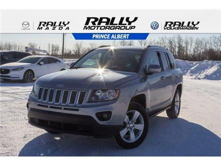 2014 Jeep Compass Sport/North (Stk: V903A) in Prince Albert - Image 1 of 11