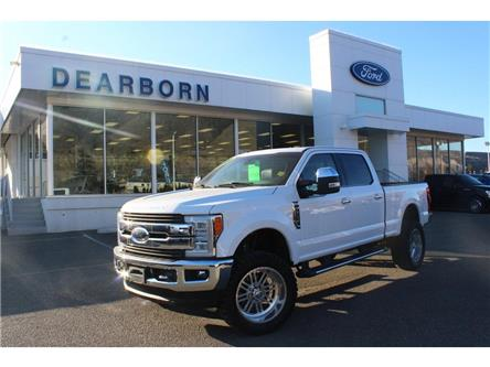 2017 Ford F-350 KING RANCH (Stk: PK066) in Kamloops - Image 1 of 33