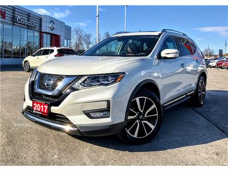 2017 Nissan Rogue SL Platinum (Stk: CHC840758) in Cobourg - Image 1 of 37