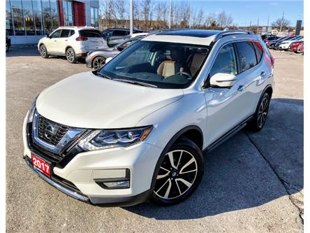 2017 Nissan Rogue SL Platinum (Stk: CHC840758) in Cobourg - Image 2 of 37