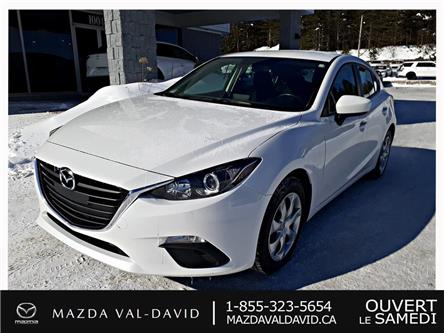2016 Mazda Mazda3 Sport GX (Stk: 16372) in Val-David - Image 1 of 19