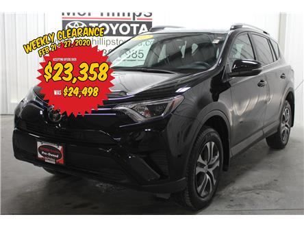 2017 Toyota RAV4 LE (Stk: W044825A) in Winnipeg - Image 1 of 26