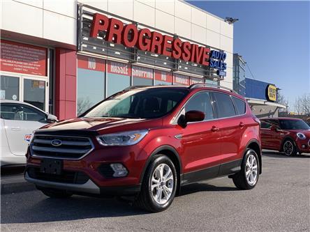 2017 Ford Escape SE (Stk: HUD70458) in Sarnia - Image 1 of 21