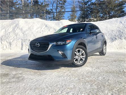 2019 Mazda CX-3 GS (Stk: 19257A) in Fredericton - Image 1 of 15