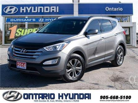 2014 Hyundai Santa Fe Sport 2.4 Premium (Stk: 14947K) in Whitby - Image 1 of 17