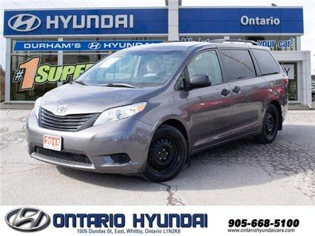 2015 Toyota Sienna 7 Passenger (Stk: 73108K) in Whitby - Image 1 of 17