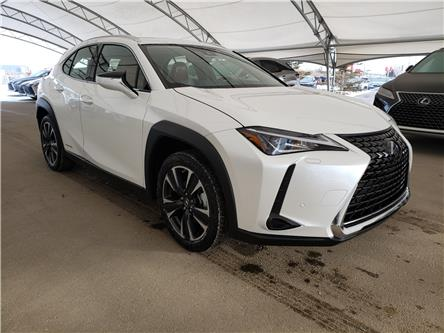 2020 Lexus UX 250h Base (Stk: L20239) in Calgary - Image 1 of 6