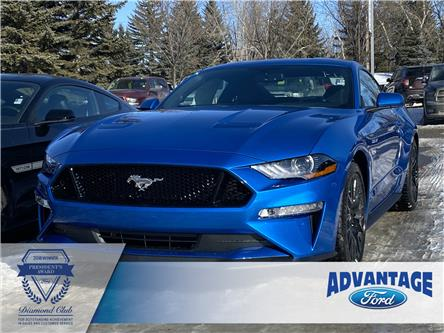 2020 Ford Mustang GT (Stk: L-309) in Calgary - Image 1 of 7