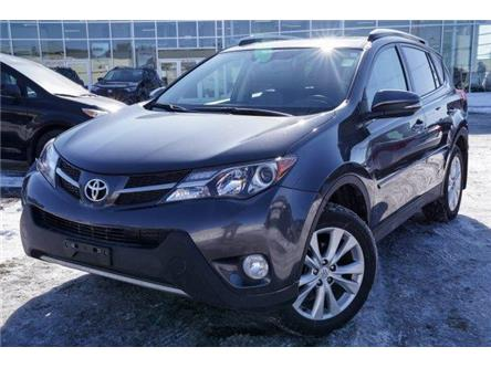 2015 Toyota RAV4 Limited (Stk: 28140A) in Ottawa - Image 1 of 26