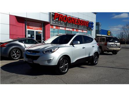 2014 Hyundai Tucson GLS (Stk: EU822984A) in Sarnia - Image 1 of 20