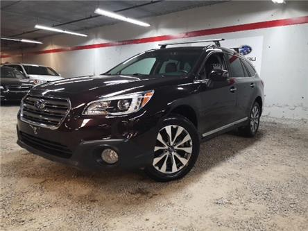 2017 Subaru Outback 2.5i Premier Technology Package (Stk: P511) in Newmarket - Image 1 of 21