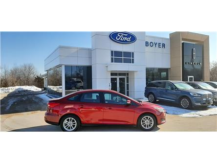 2017 Ford Focus SE (Stk: P0518) in Bobcaygeon - Image 2 of 23