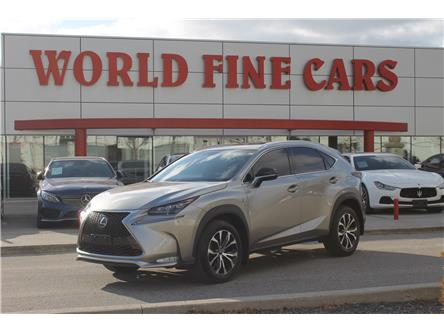 2017 Lexus NX 200t Base (Stk: 17185) in Toronto - Image 1 of 23