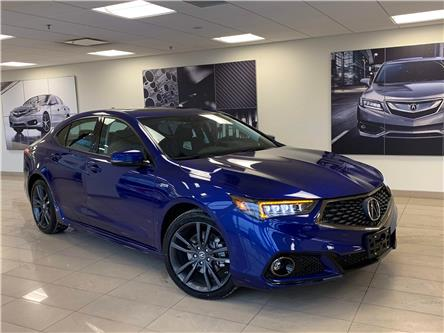 2020 Acura TLX Tech A-Spec (Stk: TX13204) in Toronto - Image 1 of 10