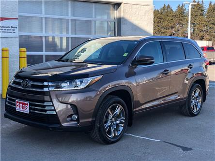 2018 Toyota Highlander Limited (Stk: W5005) in Cobourg - Image 1 of 28