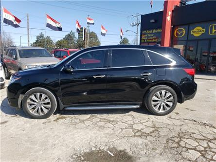 2016 Acura MDX Technology Package (Stk: 502145) in Toronto - Image 2 of 20