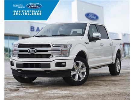 2020 Ford F-150 Platinum (Stk: T202051) in Dawson Creek - Image 1 of 16