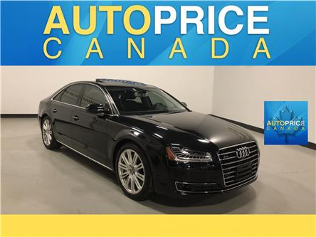 2016 Audi A8 3.0T (Stk: W0873) in Mississauga - Image 1 of 28