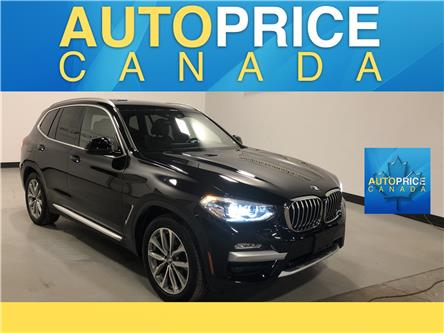 2019 BMW X3 xDrive30i (Stk: W0874) in Mississauga - Image 1 of 26