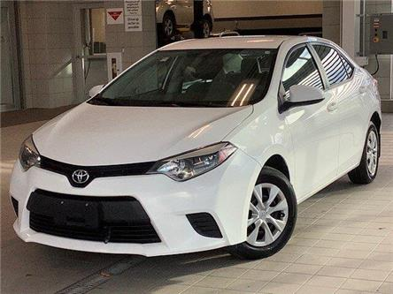 2016 Toyota Corolla CE (Stk: P19138) in Kingston - Image 1 of 23