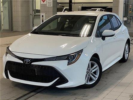 2019 Toyota Corolla Hatchback Base (Stk: P19179) in Kingston - Image 1 of 27