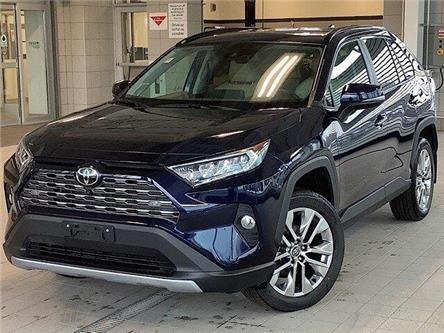 2019 Toyota RAV4 Limited (Stk: P19171) in Kingston - Image 1 of 30