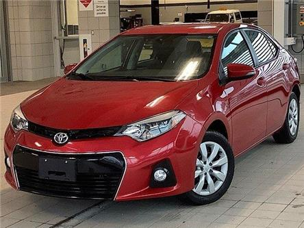 2015 Toyota Corolla S (Stk: P19168) in Kingston - Image 1 of 27