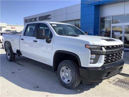 2020 Chevrolet Silverado 2500HD Work Truck (Stk: 20-688) in Listowel - Image 1 of 10
