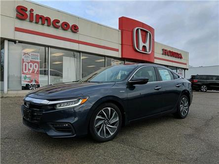 2020 Honda Insight Touring (Stk: 19233) in Simcoe - Image 1 of 17