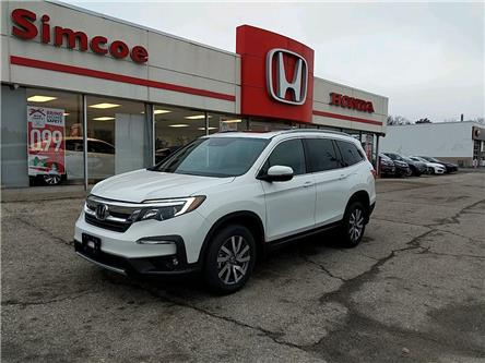 2020 Honda Pilot EX (Stk: 2024) in Simcoe - Image 1 of 21